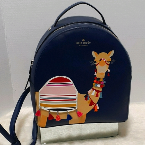 (EUC) KATE SPADE SPICE THINGS UP SAMMI BACKPACK
